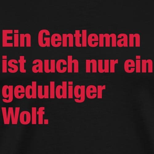 Gentleman (Spruch)