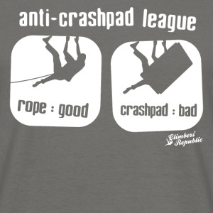 Anti-crashpad League Tee shirts - T-shirt Homme