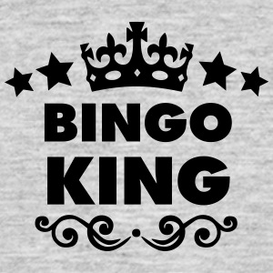 bingo king 2015 - Men's T-Shirt