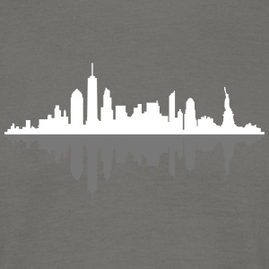 Skyline New York City T-Shirts - Männer T-Shirt