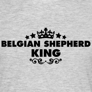 belgian shepherd king 2015 - Men's T-Shirt