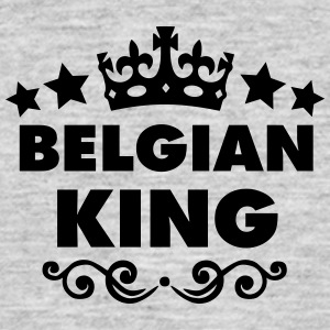 belgian king 2015 - Men's T-Shirt