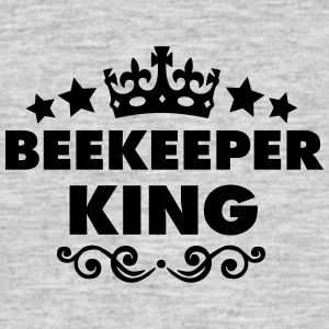beekeeper king 2015 - Men's T-Shirt