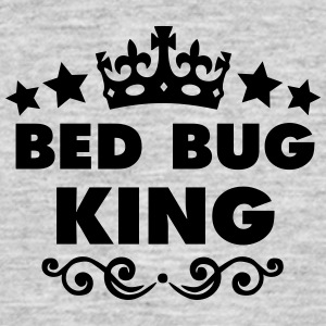 bed bug king 2015 - Men's T-Shirt