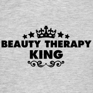 beauty therapy king 2015 - Men's T-Shirt