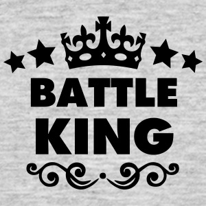 battle king 2015 - Men's T-Shirt