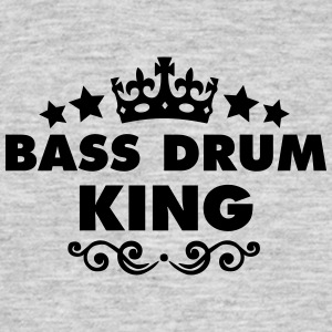 bass drum king 2015 - Men's T-Shirt