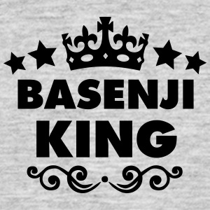 basenji king 2015 - Men's T-Shirt