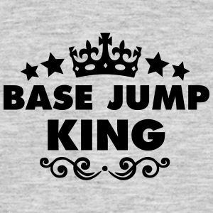 base jump king 2015 - Men's T-Shirt