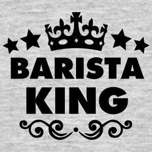 barista king 2015 - Men's T-Shirt