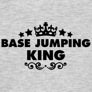 base jumping king 2015 - Men's T-Shirt