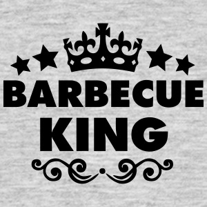 barbecue king 2015 - Men's T-Shirt