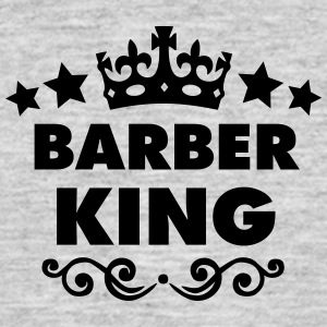 barber king 2015 - Men's T-Shirt