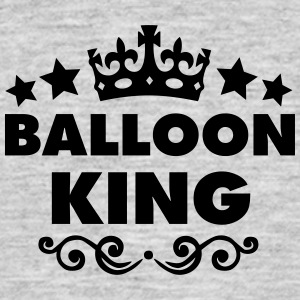 balloon king 2015 - Men's T-Shirt