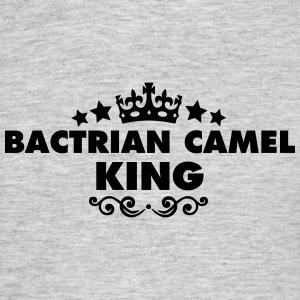 bactrian camel king 2015 - Men's T-Shirt