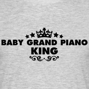 baby grand piano king 2015 - Men's T-Shirt