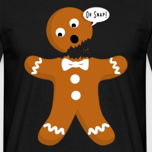 Gingerbread lose head T-Shirts - Männer T-Shirt