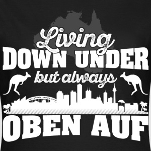 Australien - Down under  - Frauen T-Shirt