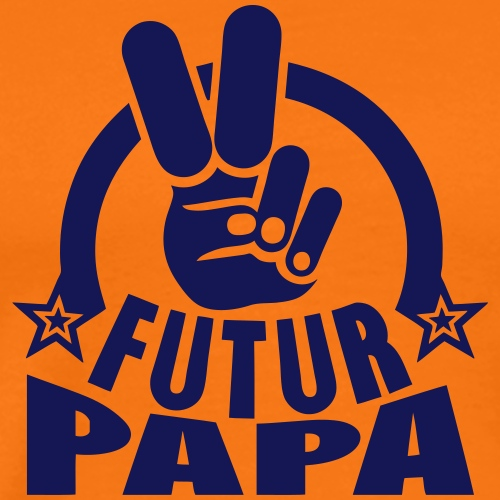 papa futur dur dur oreille lapin symbole