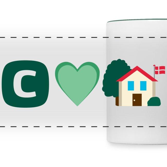 C elsker vores hjem