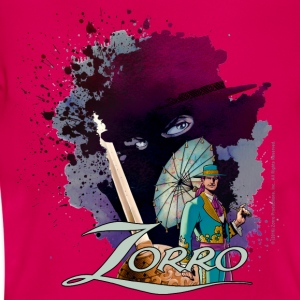 Zorro Don Diego Avenger And Nobleman Painting - Women's T-Shirt
