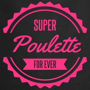 super poulette for ever Tabliers - Tablier de cuisine