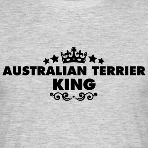 australian terrier king 2015 - Men's T-Shirt