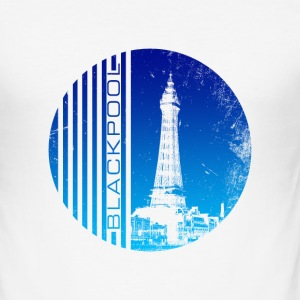 Blackpool - Men's Slim Fit T-Shirt