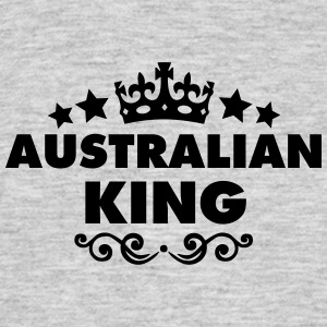 australian  king 2015 - Men's T-Shirt