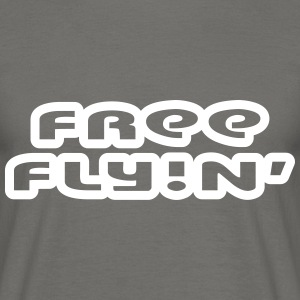 freeflyin' logo T-Shirts - Men's T-Shirt