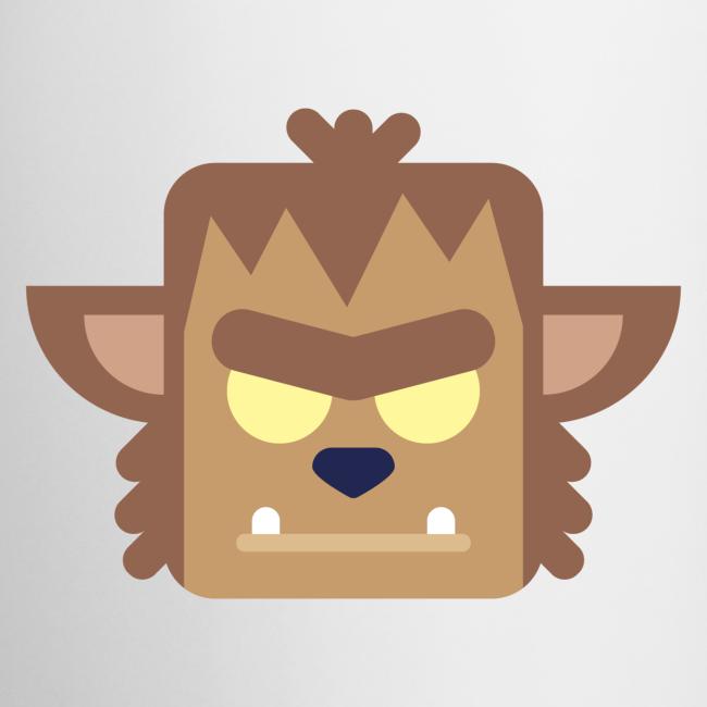 Werewolf - Kop/Krus
