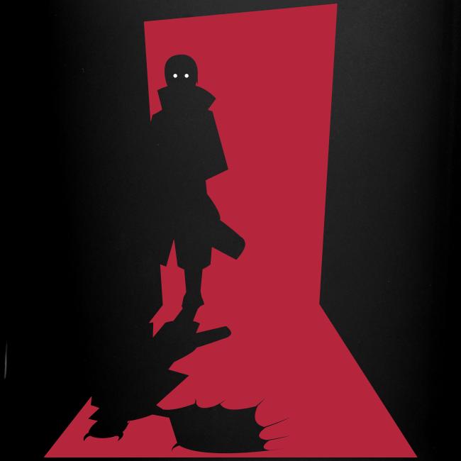 Monster in the Door - Farvet Kop/Krus
