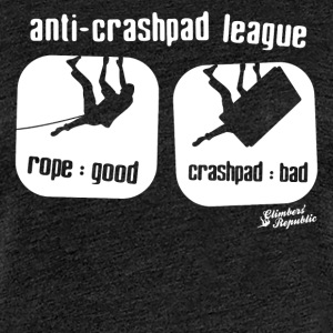 Anti-crashpad League Tee shirts - T-shirt Premium Femme
