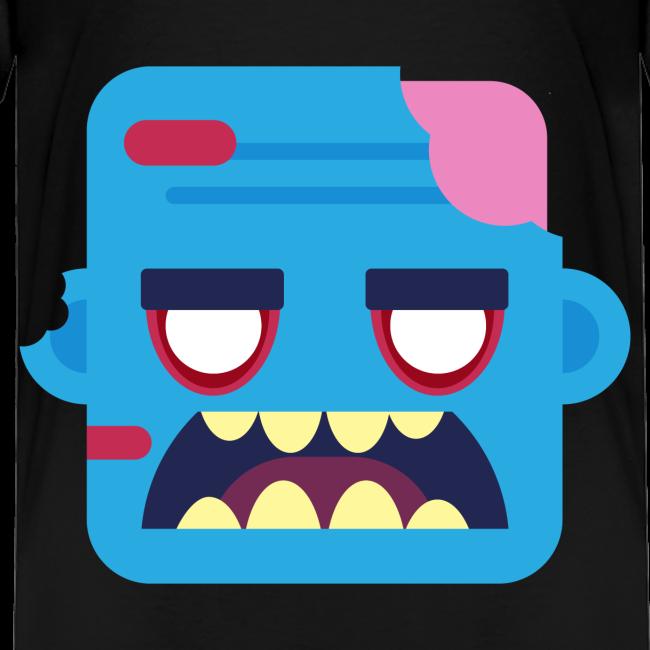 Zombob - Børne premium T-shirt
