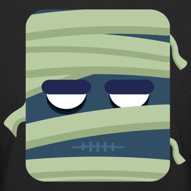 Mummy - Børne premium T-shirt med lange ærmer
