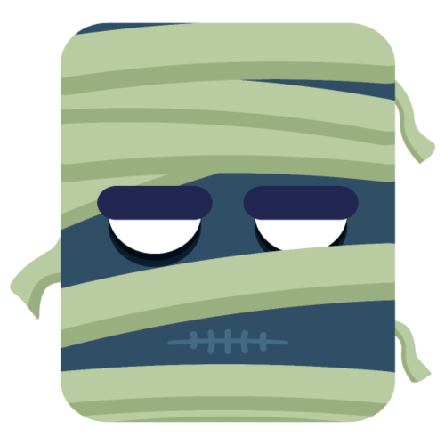 Mini Monsters - Mummy