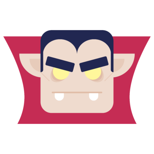 Mini Monsters - Dracula