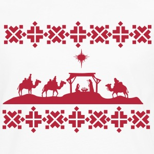 Christmas sweater - Men's Premium Longsleeve Shirt