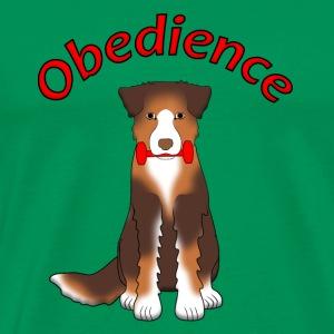 Obedience AS Apportl T-shirts - Premium-T-shirt herr