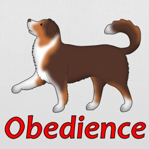 Obedience AS foot Bags & Backpacks - Tote Bag