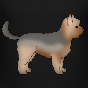 yorkshire Terrier T-shirts - Teenager premium T-shirt
