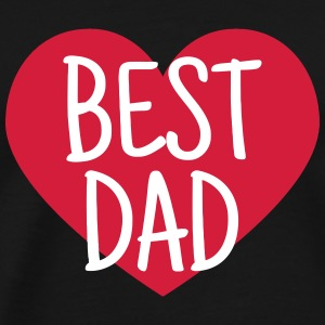 Dad - Daddy - Papa - Baby - Birth - Father - Vati T-Shirts - Men's Premium T-Shirt