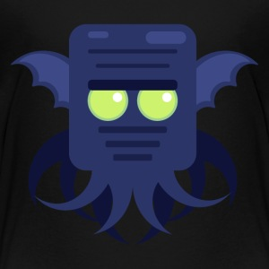 Mini Monsters - Cthulhu T-shirts - Børne premium T-shirt