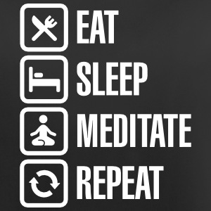 Eat -  sleep - meditate - repeat Vêtements Sport - Débardeur respirant Femme