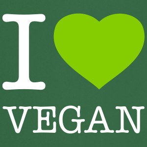 I LOVE VEGAN - Cooking Apron