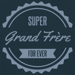super grand frere Tee shirts - T-shirt Homme