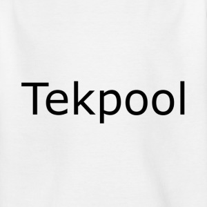 Tekpool - Kinder T-Shirt