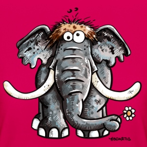 Der Elefant T-Shirts - Frauen T-Shirt
