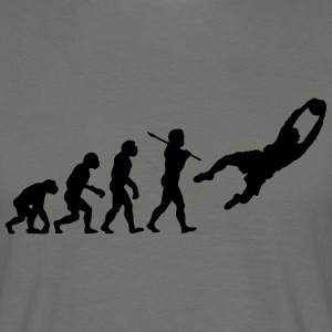 goalkeeper evolution - Men's T-Shirt