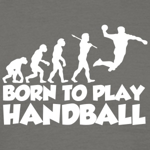 handball evolution born to play - Men's T-Shirt
